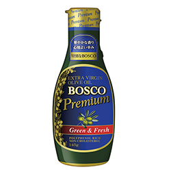 BOSCOプレミアムエキストラバージンオリーブオイル